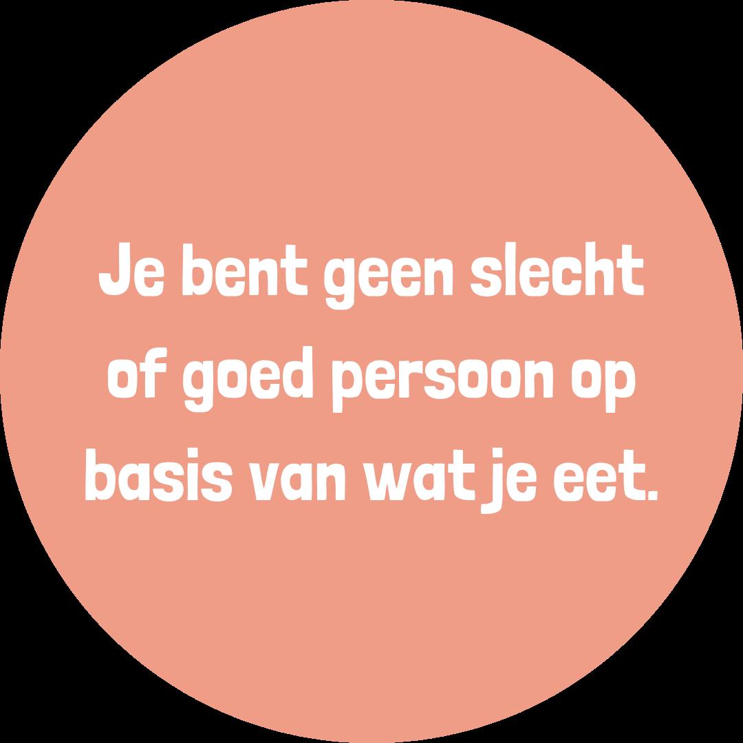intuïtief eten traject - www.proefhetleven.nl